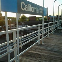 Photo taken at CTA - California by Sarah on 5/18/2012