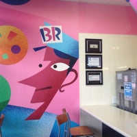 Photo taken at Baskin-Robbins by John G. on 5/22/2012