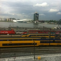 Photo taken at ibis Amsterdam Centre by Meanwho L. on 7/10/2012