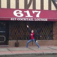 Photo taken at 617 Bar by Matt N. on 2/4/2012