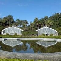 Photo taken at Jardim Botânico de São Paulo by Tulio B. on 8/4/2012