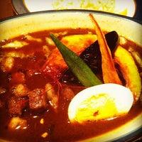 Photo taken at BAR CAFE SOUPCURRY ZORA by Fukumi K. on 5/11/2012