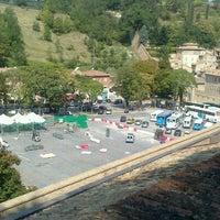 Photo taken at Borgo Mercatale by Xtina L. on 9/11/2012