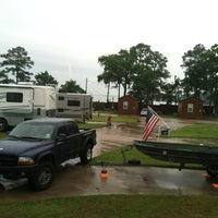 Photo taken at Northshore RV Resort by Jeanenne T. on 4/20/2012