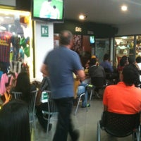 Photo taken at Café París by Rafael on 8/23/2012
