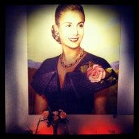 Photo taken at Museo Evita by David B. on 4/17/2012