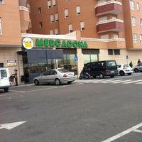 Photo taken at Mercadona by Joseleh on 3/24/2012