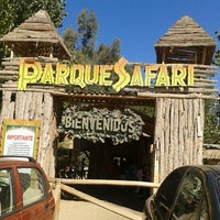 Photo taken at Parque Safari by Cristy Torres P. on 4/6/2012