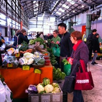 Photo taken at Eveleigh Market by Dan S. on 6/22/2012