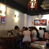 Foto tomada en Peking Dumpling Wong 北京水餃皇 por William G. el 5/26/2012