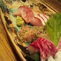 Photo taken at 鮮肴炭焼 炙 by Fumiko K. on 2/23/2012