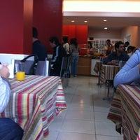 Photo taken at Nutri Vida Restaurante by Maria Beatriz C. on 8/31/2012