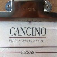 Foto tomada en Cancino Pizza por Fredy R. el 7/21/2012