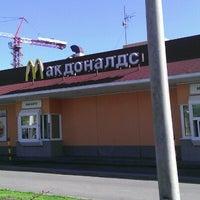 Снимок сделан в McDonald's пользователем Vagik V. 6/21/2012