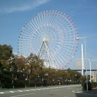 Photo taken at Tempozan Giant Ferris Wheel by Daisuke H. on 2/24/2012