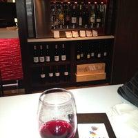 Photo taken at Cavas Wine Tasting Room by Amanda F. on 2/11/2012