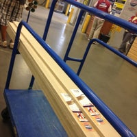 Photo taken at Lowe's Home Improvement by Brandon R. on 9/4/2012