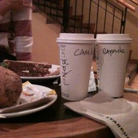 Photo taken at Starbucks by Camila R. on 4/23/2012