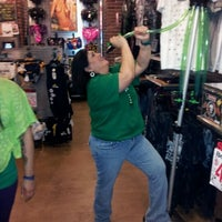 Photo taken at Spencer's Gifts by Sylvia M. on 3/17/2012
