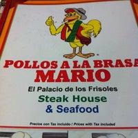 Foto tomada en Pollos a la Brasa Mario por LuisAlfredo Z. el 3/25/2012