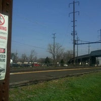 Photo taken at SEPTA Levittown Station by AJay W. on 3/23/2012
