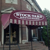 Photo taken at Stock-Yard Restaurant by Marcus T. on 6/21/2012