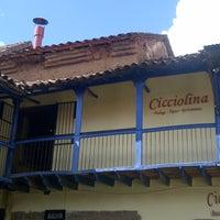 Foto tomada en Cicciolina por Jorge R. el 5/5/2012
