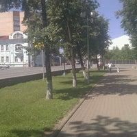 Photo taken at Улица Пушкина by Olesya S. on 6/12/2012