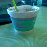 Photo taken at Sweet Frog by Sirr R. on 7/29/2012
