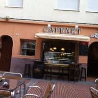 Foto tomada en Cafenet del Segó por Ioana M. el 8/8/2012