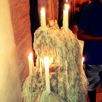 Photo taken at Osteria Degli Archi by Gianluca G. on 8/1/2012