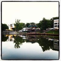 Photo taken at Lake Kittamaqundi by Scotty R. on 6/16/2012