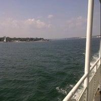 Photo taken at MV John H by Oleg K. on 7/16/2012