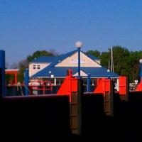 Photo taken at Seaway Marina by Joshua D. on 5/18/2012