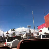 "Photo taken at Tianguis ""La Pulga"" by Mario H. on 2/17/2012"