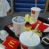 Photo taken at McDonald's & McCafé by Shi M. on 3/10/2012