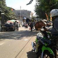 Photo taken at pasar jati by Azra H. on 8/29/2012
