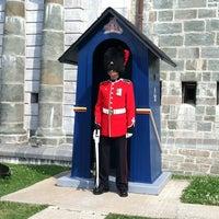 Photo prise au Citadelle de Québec par Andrea J. le7/22/2012