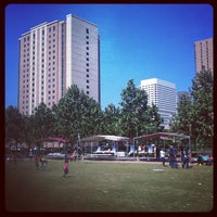 Photo prise au Discovery Green par Sandra F. le4/21/2012