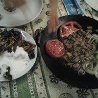 9/6/2012 tarihinde Dilek Y.ziyaretçi tarafından Andız Köy Sofrası'de çekilen fotoğraf