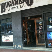 Photo taken at Bucanero Video Clube by Vítor B. on 5/6/2012
