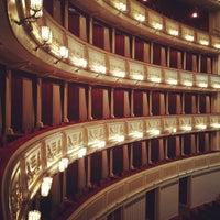 Das Foto wurde bei Wiener Staatsoper von Michael I. am 7/9/2012 aufgenommen