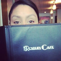 Photo taken at Roxbury Cafe by Brian C. on 6/9/2012