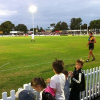 Photo taken at Glenelg Football Club by Ward on 3/31/2012