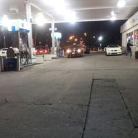 Photo taken at Chevron by Red Chair Hair on 8/6/2012