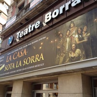 Photo taken at Teatre Borràs by Oriol B. on 7/14/2012