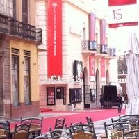 Photo taken at Cine Albéniz by Fran S. on 4/27/2012
