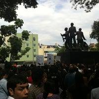 Foto tomada en Parque Revolución por Denisse D. el 7/4/2012