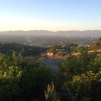Photo taken at Mulholland Scenic Corridor by Dan M. on 8/15/2012
