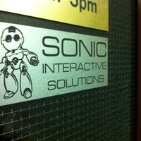 Photo taken at Sonic Interactive Solutions by Tyler N. on 8/29/2012